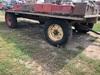 16' FLATBED HAY RACK WITH GEAR