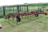 IH 45 18 1/2' VIBRA SHANK FIELD CULT, 3 BAR HARROW