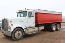 1992 INTL 9300 EAGLE GRAIN TRUCK,