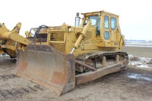 1978 FIAT-ALLIS 21C CRAWLER DOZER, 3 SPEED