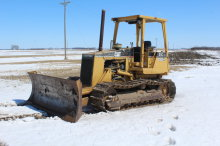1994 CAT D5C XL SERIES II DOZER, EROPS,