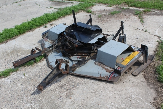 """72"""" ARTSWAY BELLY MOWER , FITS A SUPER C"""