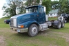 "*** 1995 IH 9400 SEMI DAY CAB, 211"" WHEEL BASE,"