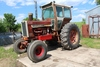 FARMALL 1206 TURBO DIESEL, YEAR-AROUND QT1 CAB,