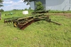JOHN DEERE 20' TANDEM DISC, MANUAL FOLD WINGS,