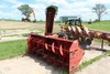 ALLOWAY SB96 8' DOUBLE AUGER SNOWBLOWER,