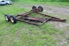 TANDEM AXLE SWATHER TRAILER