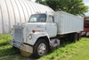 *** 1968 INTL FLEETSTAR 2010A TWIN SCREW GRAIN TRUCK,