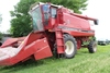 IH 1460 AXIAL FLOW COMBINE, REAR WHEEL ASSIST,