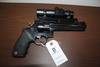 TAURUS 44 MAGNUM, HANDGUN, WITH RED SCOPE,