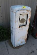 Martin & Schwartz  Inc. ,copywrite 1950, gas pump,