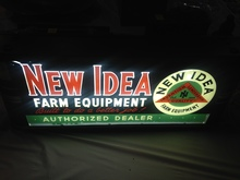 New Idea Farm Equipment