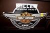 Miller Genuine Draft-HARLEY DAVIDSON