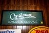 Cushman Sales and Service wood