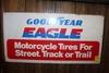 Good Year Eagle Motorcycle Tires tin