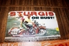 Sturgis or Bust sign