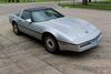 ***1985 CHEVROLET CORVETTE, GLASS TOP CONVERTIBLE