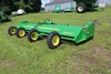 JOHN DEERE 520 20' HIGH SPEED STALK CHOPPER, 4