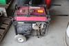 HONDA EB6500X GENERATOR, 11 HP HONDA ENGINE, RUNS