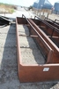 "WERK WELD BOTTOMLESS BUNKS, 20'LX 48"" WIDE X"
