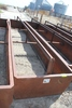 "WERK WELD BOTTOMLESS BUNKS, 20' LX 48"" WIDE X"