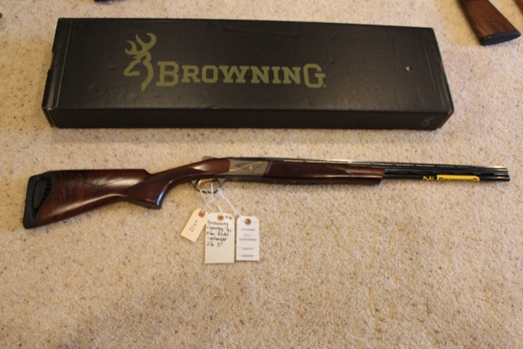 BROWNING SYNERGY 410 OVER/UNDER LIGHT