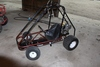FUN-KARTS GO CART, ROLL CAGE, 6.5 TECUMSEH ENGINE
