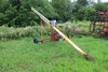 "6"" X 31' WESTFIELD AUGER WITH B&S ENGINE,"