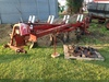IH 700 4-16'S PLOW, AR, FOR PARTS