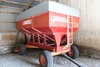 LUNDELL APPROX 300 BU. GRAVITY BOX,