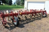 "IH 153 8R30"" CULTIVATOR, WITH ROLLING SHIELDS"