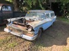 1957 FORD 2 DOOR RANCHWAGON CAR,