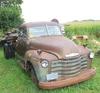 1948 CHEVY  LOADMASTER 1 1/2 TON TRUCK,