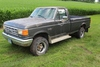 *** 1987 FORD F-250 REGULAR CAB, 4 X 4,