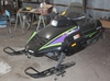 *** 1991 ARTIC CAT PROWLER 440 LIQUID COOLED SNOMOBILE,