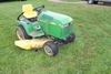 JD 285 LAWN TRACTOR, HYDRO, LIQUID COOLED,