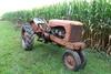 1950 AC WD, NF, FENDERS, 13.6-28'S,  REARS RIMS NEEDS REPAIR,