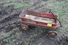 RADIO FLYER IMPERIAL RED WAGON, WITH