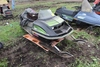 ARCTIC CAT EL TIGRE 295 SNOWMOBILE, WITH COVER,
