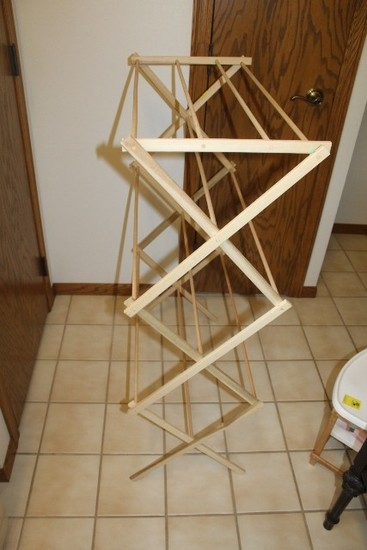 Antique Wood Ironing Board And Auctions Online Proxibid