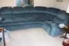 SECTIONAL SOFA RECLINES ON BOTH ENDS