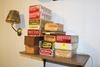 VARIETY OF CIGAR BOXES
