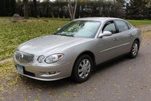 *** 2008 BUICK LACROSS CX, 4 DOOR CAR,