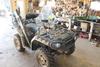 2012 POLARIS 850HO BROWNING CAMO 4X4 ATV, FACTORY