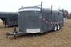 "*** 1997 ALRAY 94"" X 20' ENCLOSED TANDEM AXLE"