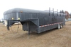 *** 1993 ALRAY 8' X 24 GOOSENECK ENCLOSED / JOB
