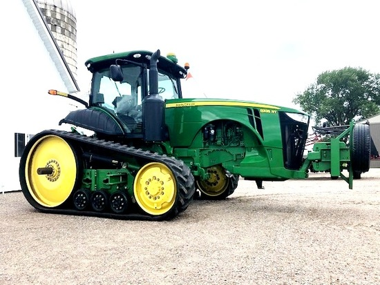 """""""CLEAN WELL MAINTAINED FARM EQUIPMENT"""