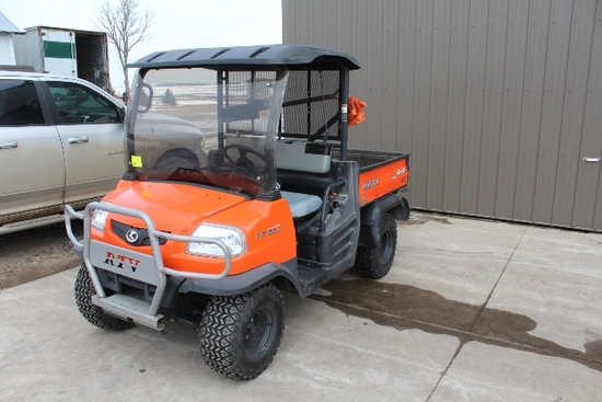 KUBOTA RTV 900, DIESEL, 4X4, POWER STEERING,