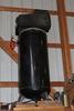 SANBORN VERTICAL AIR COMPRESSOR, 110 VOLT,
