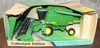 1/28 JD 9600 COMBINE WITH HEADS, COLLECTOR'S